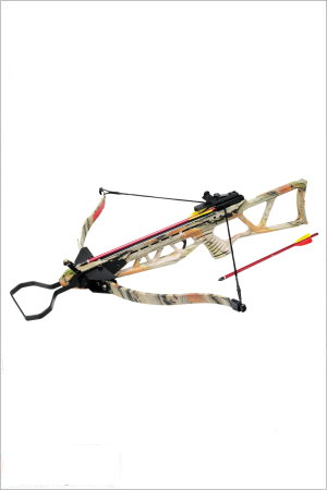 Buffalo River Camo Crossbow